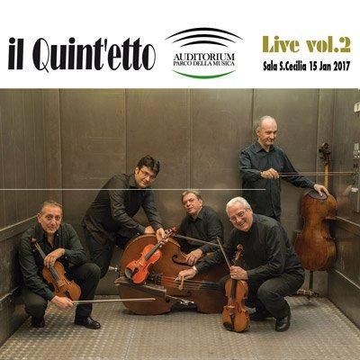 Il-QUINT'ETTO-LIVE-II