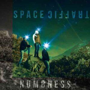 copertina cd dei Space Traffic