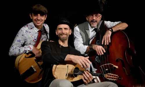 Carlo Aonzo-Trio