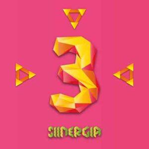 cover album 3 della band Siinergia