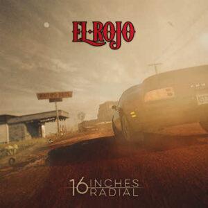Cover Nuovo Album dei El Rojo