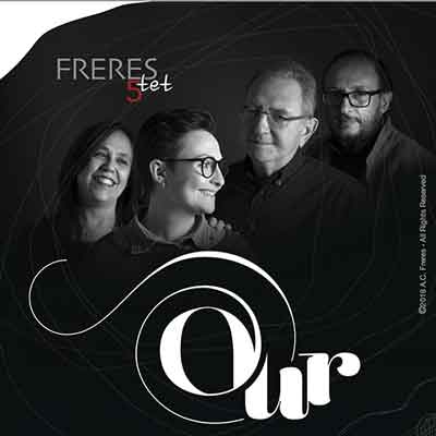 cover album Our dei Freres 5tet