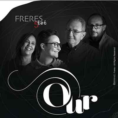 cover album dei Freres 5tet