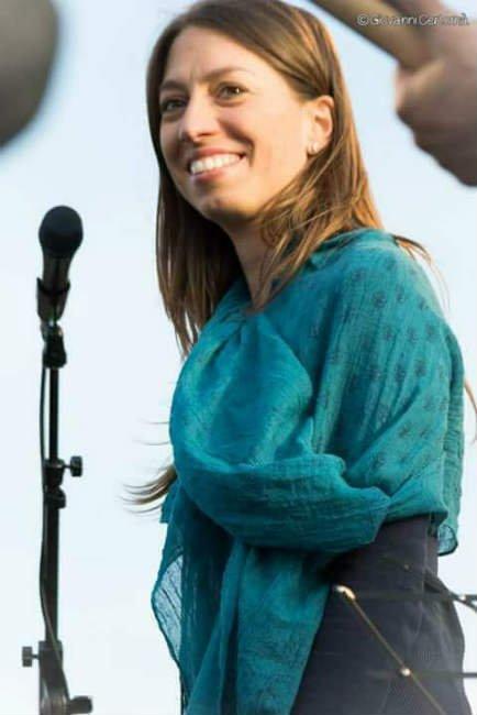 Cantautrice Musica Jazz Annalisa Parisi