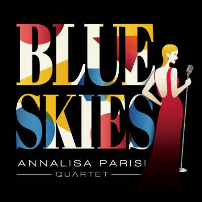 Cover Blue Skies di Annalisa Parisi