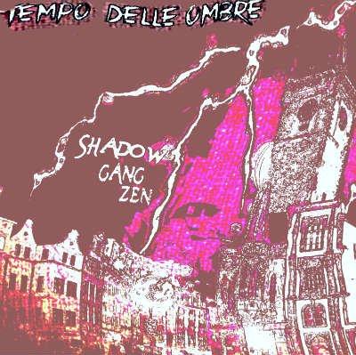Cover Album Rap Tempo delle Ombre