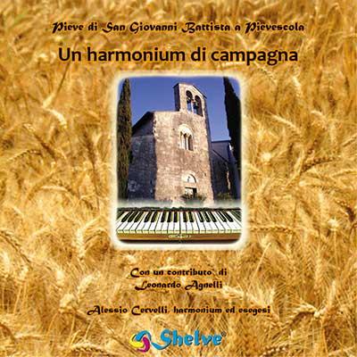 cover album harmonium di campagna