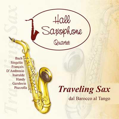 cover album traveling_sax