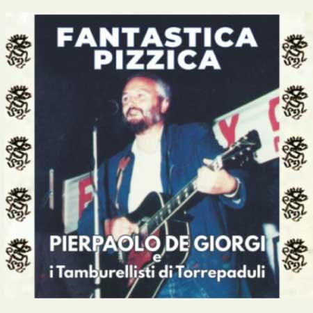"""album musicale """"Fantastica pizzica""""   OnMusic"""