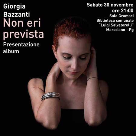 presentazione_giorgia_bazzazanti