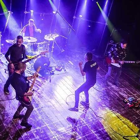 apnea rock music