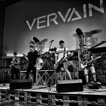 VERVAIN band