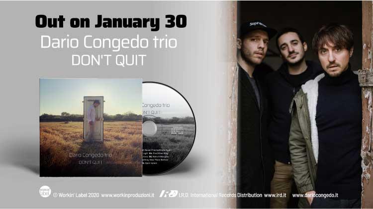 Don't Quit, album musicale