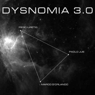 Dysnomia 3.0, Piero Iuretig, album Jazz-Rock, Avantgarde