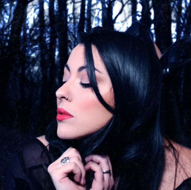 Nightmarish, Ambra Rockess, album musica Dark Indie Pop
